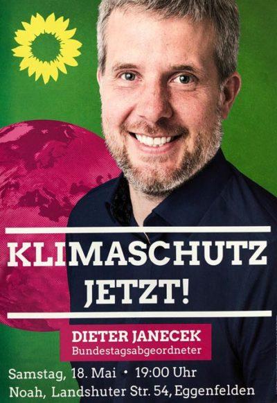 Info-Veranstaltung mit Dieter Janecek, MdB