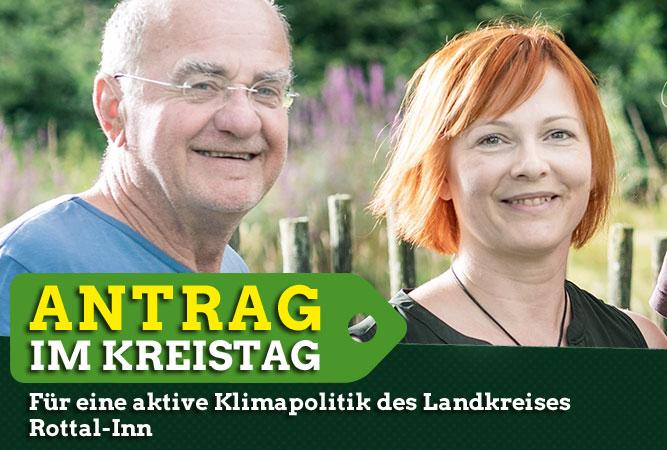Antrag: Für eine aktive Klimapolitik des Landkreises Rottal-Inn