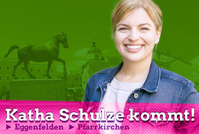 Katharina Schulze kommt am 24.01. zu uns ins Rottal!