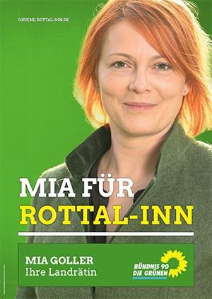 Mia Goller - Ihre Landrätin