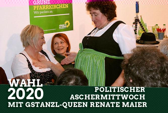 Unser Politischer Aschermittwoch in Pfarrkirchen