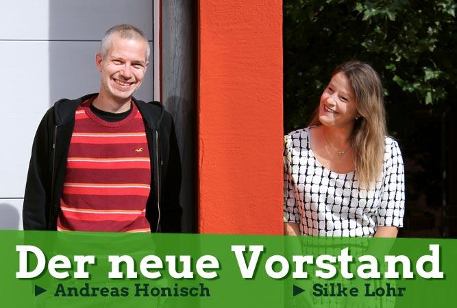 Neue Gesichter an der Spitze des Grünen Kreisverbandes