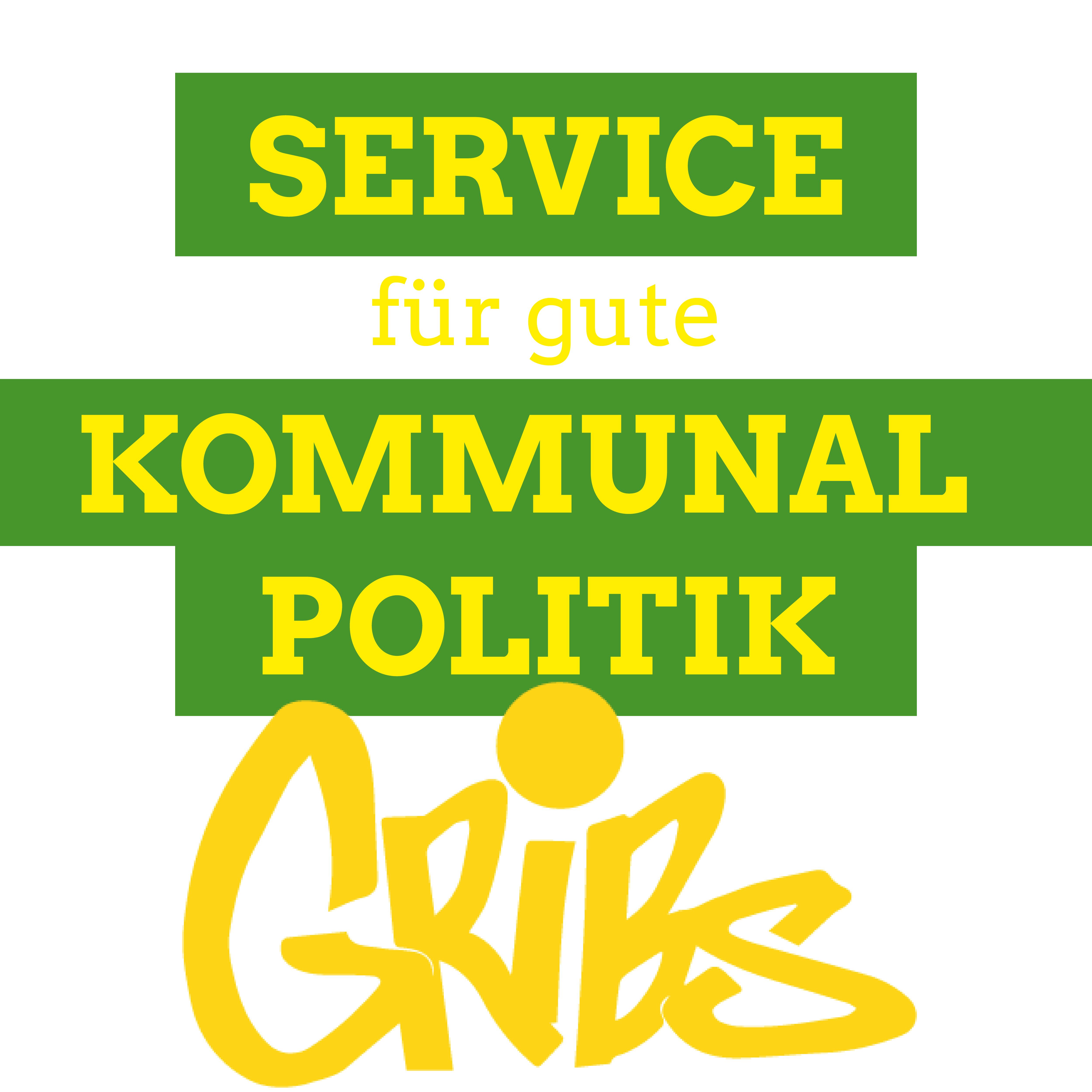 GRIBS: GRIBS ist die kommunalpolitische Vereinigung von BÜNDNIS 90/Die GRÜNEN Bayern mit der Aufgabe die Schlagkraft GRÜNER Kommunalpolitiker*innen zu erhöhen.