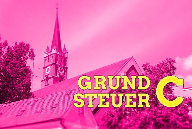 SPD und Grüne im Stadtrat fordern Grundsteuer C