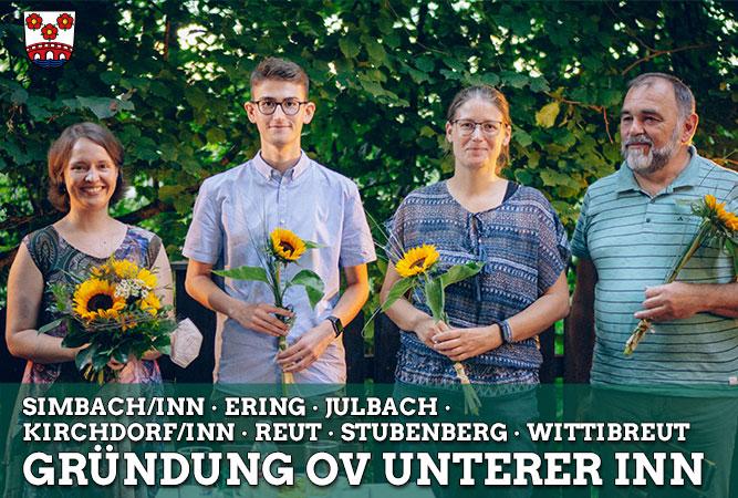 Neugründung Ortsverband «Unterer Inn»